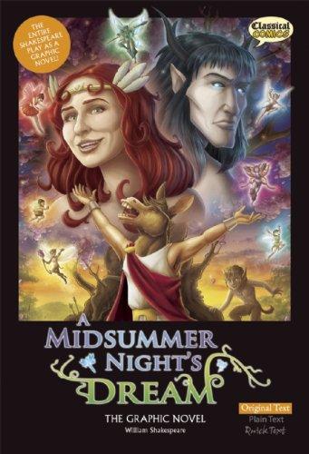 Midsummer Night's Dream   2011 edition cover