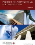 Project Delivery Systems for Construction  2011 edition cover