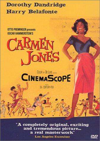 Carmen Jones System.Collections.Generic.List`1[System.String] artwork