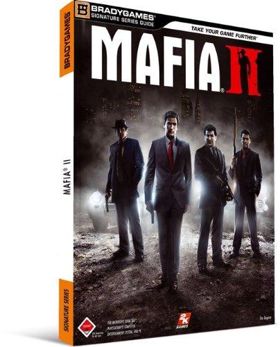 Mafia 2 - Offizielles Lösungsbuch Plattformunabhängig artwork