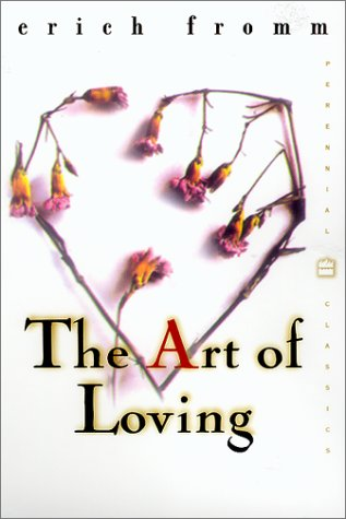 Art of Loving  Reprint  edition cover
