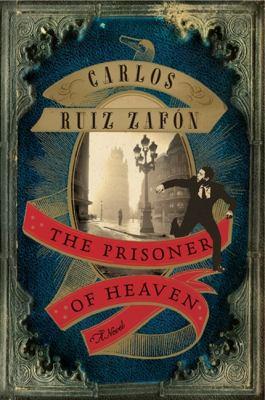 Prisoner of Heaven   2012 edition cover