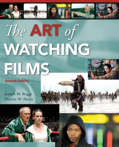 Art of Watching Films  7th 2008 (Revised) 9780073310282 Front Cover