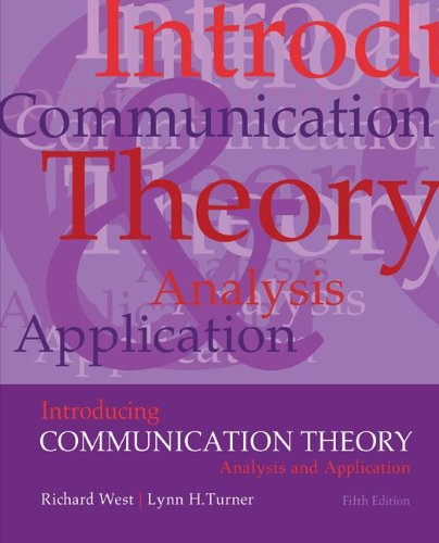 Introducing Communication Theory Analysis and Application 5th 2014 edition cover