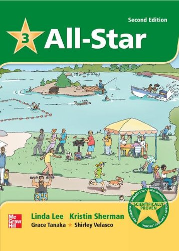 All Star Level 3 Student Book with Workout CD-ROM and Workbook Pack  2nd (Revised) 9780078005282 Front Cover
