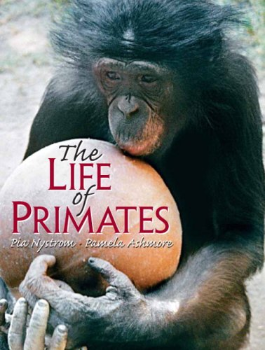 Life of Primates   2008 9780130488282 Front Cover