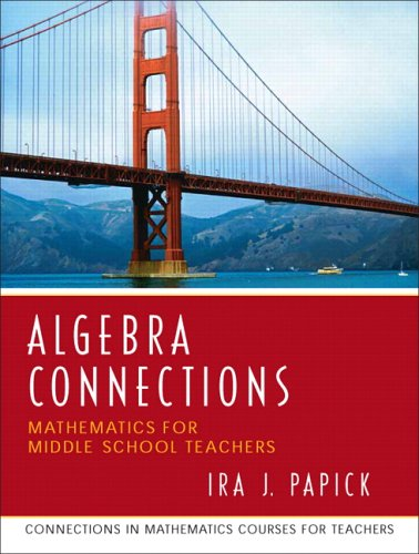 Algebra Connections   2007 edition cover