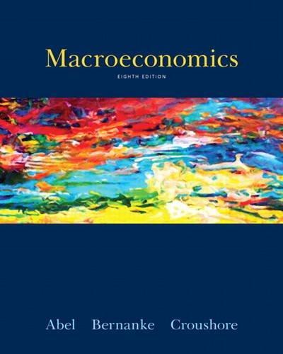 Macroeconomics  8th 2014 edition cover