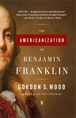 Americanization of Benjamin Franklin   2004 edition cover