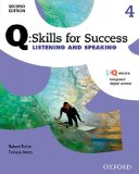 Listening and Speaking, Level 4  2nd 2015 (Student Manual, Study Guide, etc.) edition cover