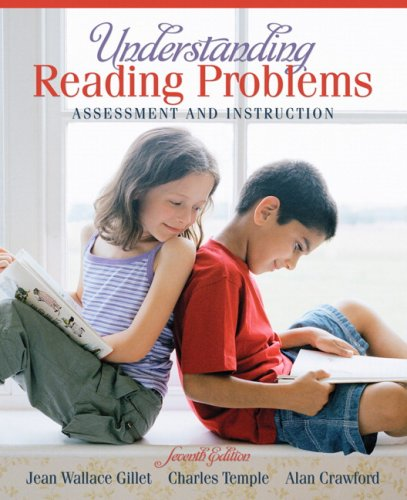 Understanding Reading Problems Assessment and Instruction 7th 2008 edition cover