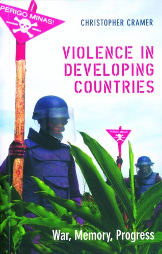 Violence in Developing Countries War, Memory, Progress  2007 edition cover