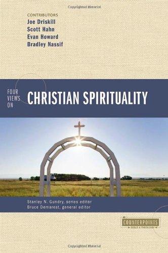 Four Views on Christian Spirituality   2012 edition cover