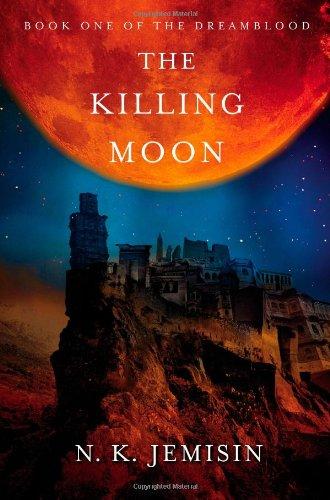 Killing Moon   2012 edition cover