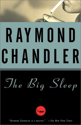 Big Sleep   1966 (Reprint) 9780394758282 Front Cover