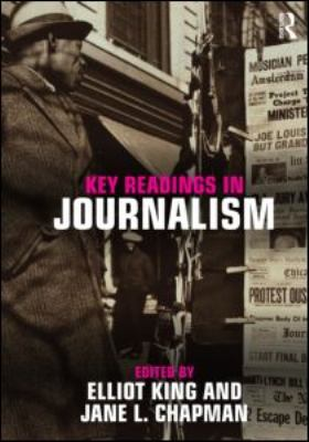 Key Readings in Journalism   2012 edition cover
