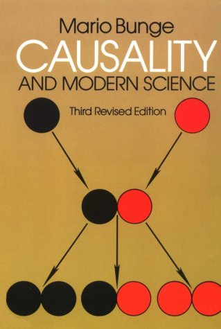 Causality and Modern Science  3rd 1979 (Revised) edition cover