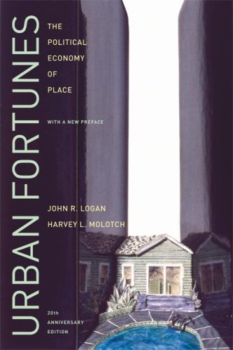 Urban Fortunes The Political Economy of Place 2nd 2007 edition cover