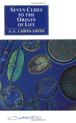 Seven Clues to the Origin of Life A Scientific Detective Story  1990 edition cover