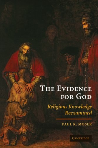 Evidence for God Religious Knowledge Reexamined  2009 edition cover