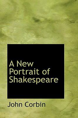 A New Portrait of Shakespeare:   2008 edition cover
