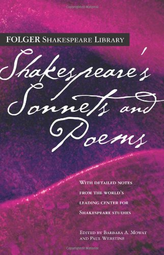 Shakespeare's Sonnets and Poems   2006 edition cover