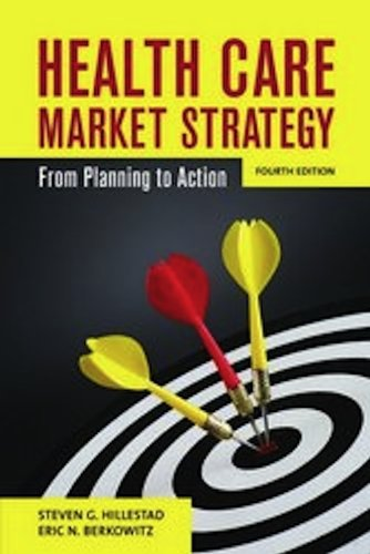 Health Care Market Strategy  4th 2013 (Revised) edition cover