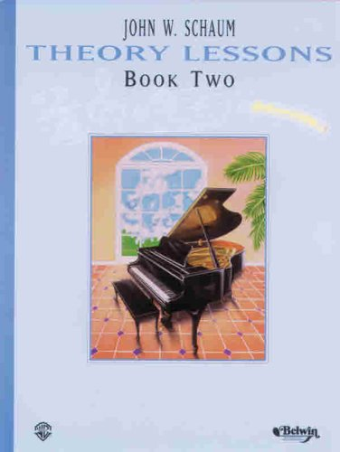 Theory Lessons   1999 (Revised) edition cover