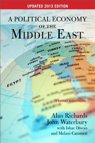 Political Economy of the Middle East  3rd 2014 (Revised) edition cover