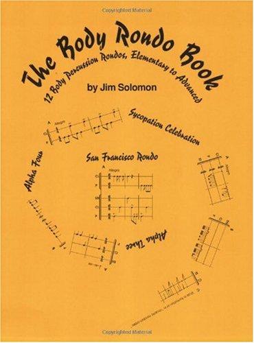 BODY RONDO BOOK 1st edition cover