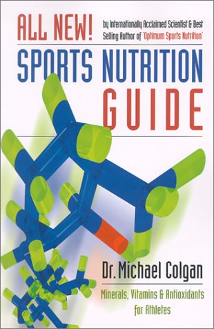 Sports Nutrition Pocket Guide : Your Daily Gym Bag Reference 1st 2002 edition cover
