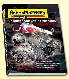 Reher-Morrison Championship Engine Assembly N/A edition cover