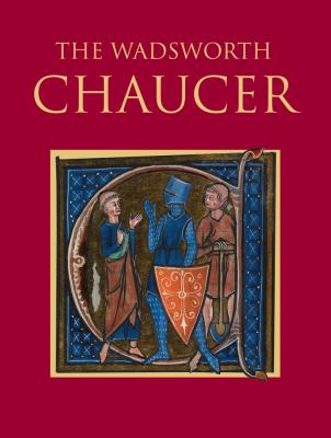 Wadsworth Chaucer  3rd 1987 edition cover