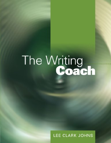 Writing Coach   2004 9781401833282 Front Cover