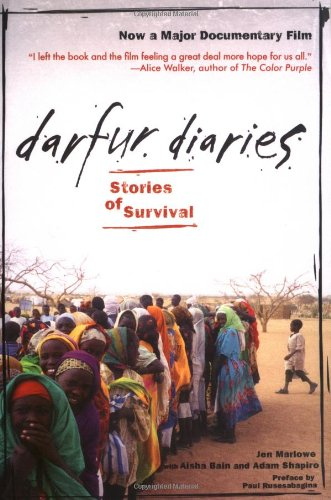 Darfur Diaries Stories of Survival  2006 9781560259282 Front Cover