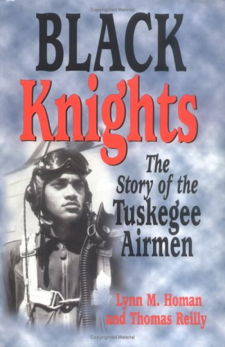 Black Knights The Story of the Tuskegee Airmen  2001 edition cover