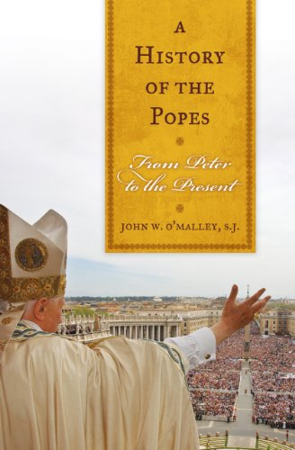 History of the Popes From Peter to the Present  2011 edition cover