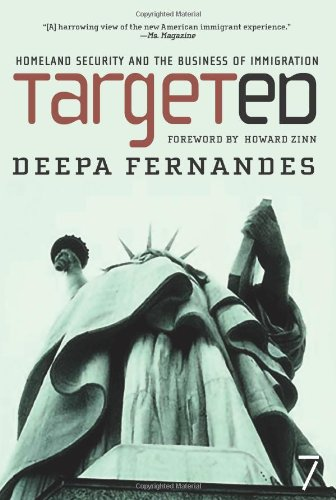 Targeted Homeland Security and the Business of Immigration  2006 edition cover