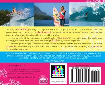 Soul Surfer Devotions:  2011 edition cover