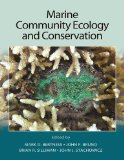 Marine Community Ecology and Conservation   2013 edition cover