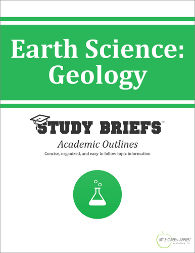 Earth Science: Geology cover
