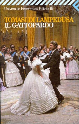 IL GATTOPARDO 1st edition cover