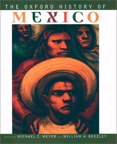 Oxford History of Mexico   2000 edition cover
