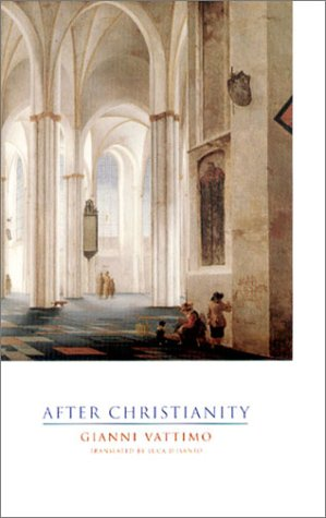 After Christianity   2002 9780231106283 Front Cover