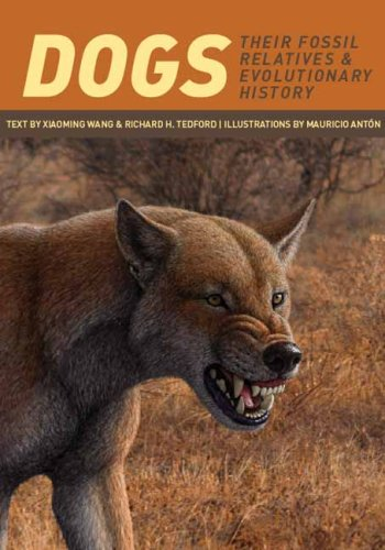 Dogs Their Fossil Relatives and Evolutionary History  2008 edition cover