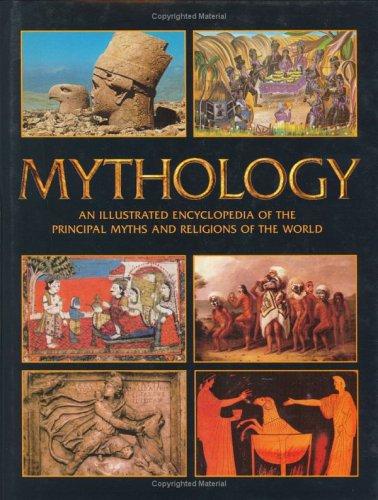 Mythology Handbook N/A edition cover