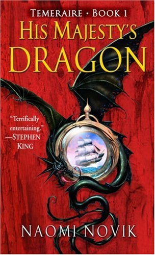 His Majesty's Dragon   2006 edition cover