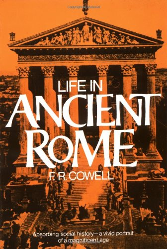Life in Ancient Rome  N/A 9780399503283 Front Cover