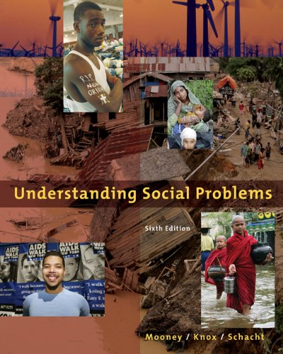 Understanding Social Problems  6th 2009 (Revised) edition cover