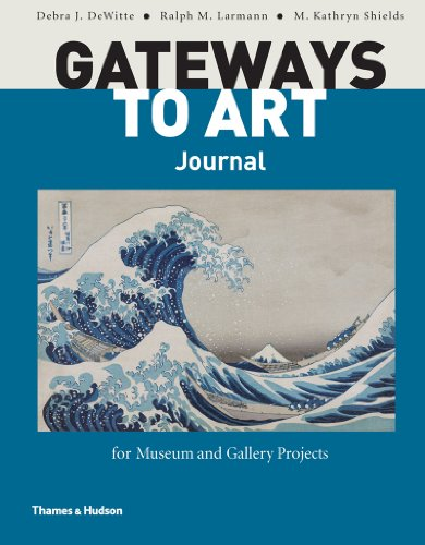 Gateways to Art Journal for Museum and Gallery Projects  N/A edition cover